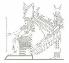 Ancient Egypt Coloring Pages | Ancient Egyptian Art Coloring Pages Free Colouring Pictures -story ...