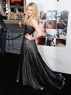 """Chloe Grace Moretz attends the Premiere of New Line Cinema's and Metro-Goldwyn-Mayer Pictures' """"If I Stay"""" at TCL Chinese Theatre on August 20, 2014 in Hollywood, California."""