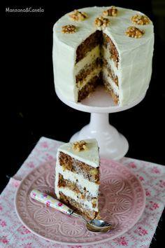 Cake nature fast and easy - Clean Eating Snacks Hummingbird Cake, Gourmet Desserts, Drip Cakes, No Bake Treats, Cake Cookies, Cupcakes, Savoury Cake, Homemade Cakes, Cake Pans