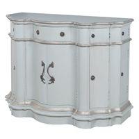 *Curvy French Estate Cabinet | BelleEscape.com