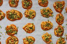 Sohan-e-Asali: Almond Saffron Brittle in the Persian Manner