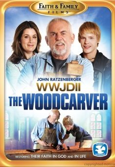 WWJD II: The Woodcarver Troubled teen Matthew meets an elderly widower named Ernest whose woodcarving work he vandalized at the local church. The two soon form an unlikely bond as they rediscover the importance of faith. Family Movies, All Family, Faith Based Movies, John Ratzenberger, Christian Films, Broken Home, Movies Worth Watching, About Time Movie, Faith In God