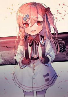 Negev Comic Pictures, Manga Pictures, Picture Creator, Demon Wolf, Military Girl, Girls Frontline, Elsword, Beautiful Anime Girl, Anime Fantasy