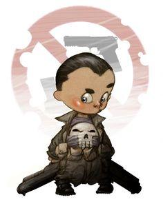 Alberto Varanda Part 2 (Marvel) - Character Design Page