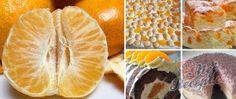 Recept 7 vynikajících mandarinkových dezertů, které provoní Váš dům na Vánoce Grapefruit, Tiramisu, Pastries, Food, Drinks, Drinking, Beverages, Tarts, Essen