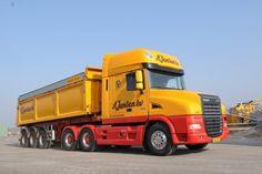 Big Rig Trucks, Dump Trucks, Cool Trucks, Trailers, Vintage Trucks, Classic Trucks, Volvo, Tractor, Cars And Motorcycles