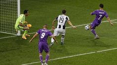Die Entscheidung: Ronaldo trifft aus spitzem Winkel zum 3:1