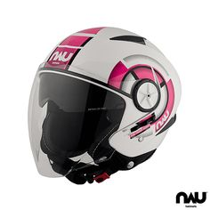 N500 STREET 1985-LV - White&Pink