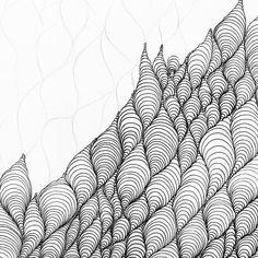 Cartoon drawing tips zentangle drawings, art drawings и dood Zentangle Drawings, Doodle Drawings, Doodle Art, Easy Drawings, Zen Doodle, Doodles Zentangles, Doodle Patterns, Zentangle Patterns, Drawing Tips