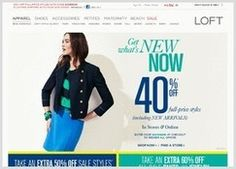 Ann Taylor Loft Coupons    #giftideas #coupons #gifts