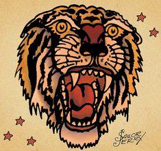 tiger sailor jerry