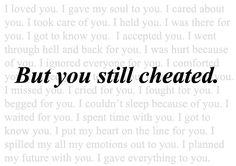 quotes about ur wife cheating on you | ... it anything that you do online that you would not want your partner to