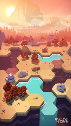 Gamasutra - Designing the sublimely soothing mobile game, Va.- Gamasutra – Designing the sublimely soothing mobile game, Valleys Between Gamasutra – Designing the sublimely soothing mobile game, Valleys Between -