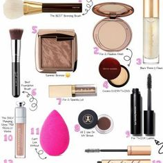 15 Holy Grail Makeup Products