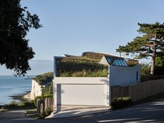 Ness Point House by Tonkin Liu Architects