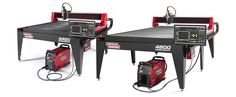 Lincoln Electric Torchmate 4400 4800 CNC Plasma Cutting Tables