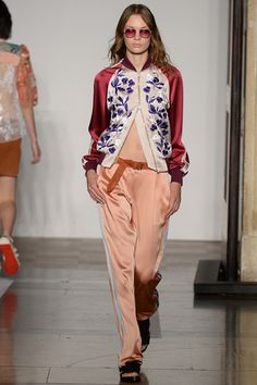 Brian Edward Millett - The Man of Style - Jonathan Saunders spring 2014 Spring Summer Fashion, Spring 2014, Summer 2014, Jonathan Saunders, Catwalk, Ready To Wear, Fashion Design, Fashion Trends, Couture