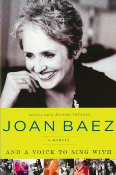 And A Voice to Sing With: A Memoir von Joan Baez https://www.amazon.de/dp/1439169640/ref=cm_sw_r_pi_dp_x_oNBtyb8AV9HF5