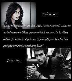 Ashwini & Janvier