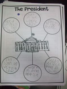 President's Day Activities for First Grade