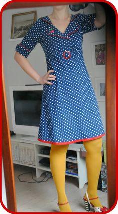 MyMy-børnetøj - samt andre sysler: På med kjolerne...