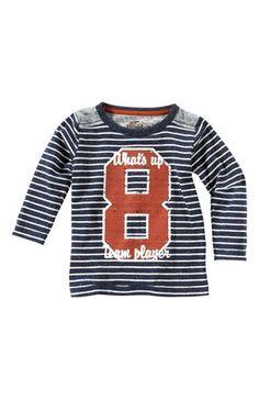 Mega cool Name it T-shirt Liels mini  Marine Stribet Name it T-shirt til Børn & teenager til enhver anledning