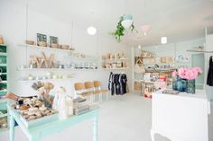 Retail Design | Shop Design | Homeware Store | Homeware Display The Family Co. Design Store, Gisborne New Zealand