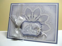 Hello Doily meets Perfectly Penned, part 2 by Lianne Carper - Cards and Paper Crafts at Splitcoaststampers