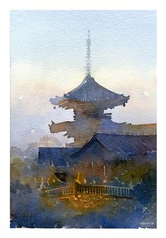 Thomas Schaller-master watercolor technique