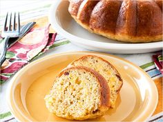 Savory Corn Quick-Bread