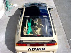 1988 crx hf EndlessGarage Hawaii Wayne