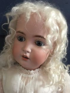 """Antique 29"""" Kestner 171 German Bisque Doll w Jointed Composition Body A Beauty…"""