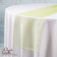 Table runners!