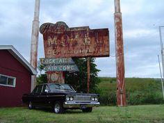 Old Motel Sign | Flickr - Photo Sharing!
