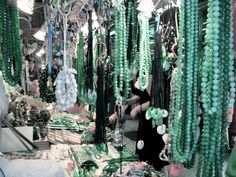 Jade Market, Hong Kong - a MUST for jewelry and housewares.