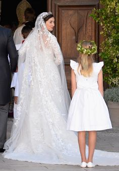The religious wedding of Felix of Luxembourg and Claire Lademacher