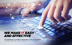 KIT Technologies, LLC – Started in 2011 by Kamal Loungani is a leading System Integration Company based in Dubai, UAE. Computer Keyboard, Kit, Technology, Dubai Uae, Easy, How To Make, Tech, Computer Keypad, Keyboard
