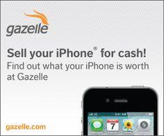 Gazelle Accepts Broken iPhones