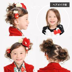 七五三におすすめ!3歳女の子に人気のかわいい髪型BEST3 | 写真スタジオ武蔵野創寫舘