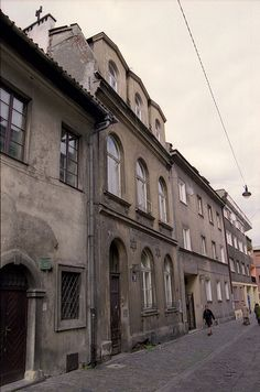Kazimierz (Jewish Quarters), Kraków  ✡