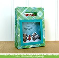 the Lawn Fawn blog: We Wish You a Very Fawny Holiday Week {day 5}