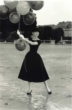 Audrey Hepburn - Chic,style With An Elegant Fashion Flare 5