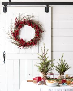 The season for gathering is here!  See what we're decorating our holiday table with through the link in profile! #MagnoliaMarket #MagnoliaChristmas