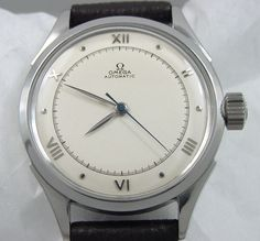1943 Omega Watch with Empire Hands