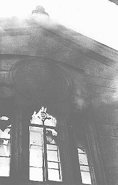 Kristallnacht night of the broken glass never forget the for How many homes were destroyed in germany in ww2