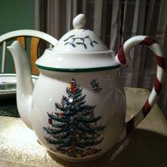 Spode teapot!