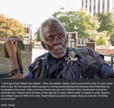 Interesting take on Black Lives Matter