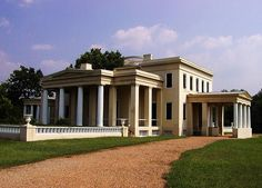 Gainswood mansion.  Haunted mansion open to the public in the middle of Demopolis, Alabama.