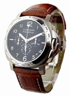Officine Panerai Luminor Chronograph... I've got my eye on this one for my next watch purchase ;-)