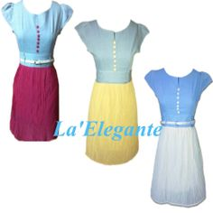 Denim Blouse chiffon skirt with Belt NO.3  SIZE- M,L  To place your order kindly whatsapp on- 9910437303 or u can bbm- 7E2C2EE6